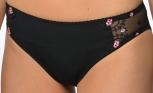 Werso kalhotky Saxana černé