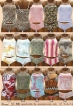 Werso košilka a šortky Bali batika
