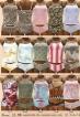 Werso košilka a šortky Bali hrášek