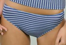 Kalhotky Irena s širšími proužky