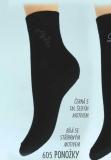 Ponožky slabé vyšší 605
