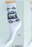 Ponožky teplé