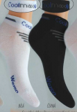 Ponožky Coolmax slabé