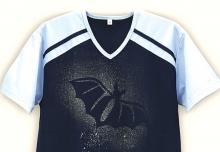 Noční košile Roman II s batikou S,M
