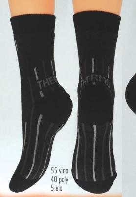 Ponožky termo