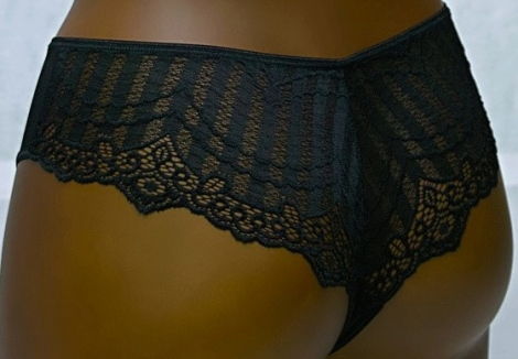 Werso tanga Liliana černá