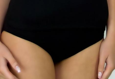 Werso kalhotky Majolenka vysoké bílé