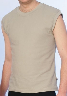 Werso tričko Libor bez ruk. černé