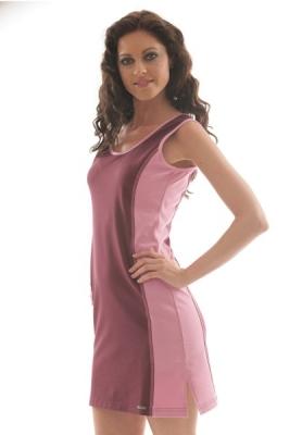 Werso šaty Daisy burgundské
