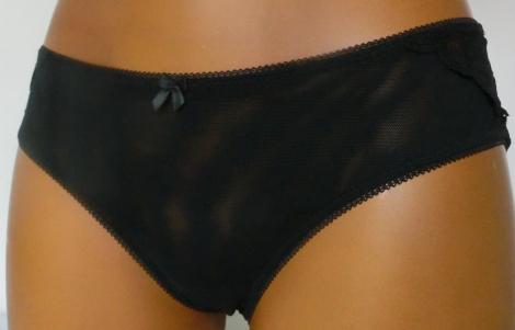 Werso šortky Ramona černé II